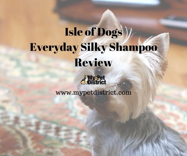iles shampoo