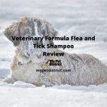 veterinary formula flea and tick shampoo