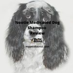 Nootie Medicated Dog Shampoo review shampoo for dogs with itchy skin